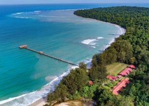 Pulau Tiga Island