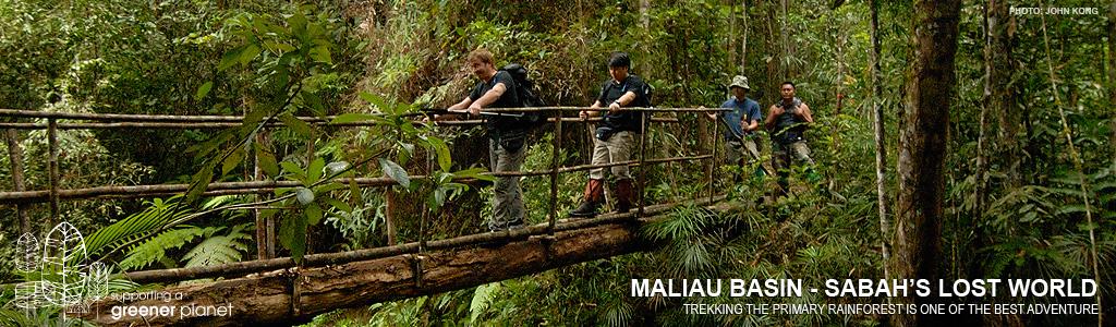 Maliau Basin Sabah's Lost World