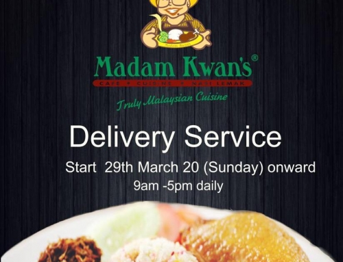 TAKEAWAY & FOOD DELIVERY SERVICE