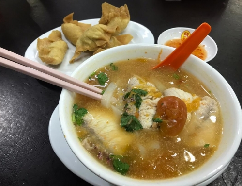 TOP 10 MUST-TRY FOOD IN SABAH