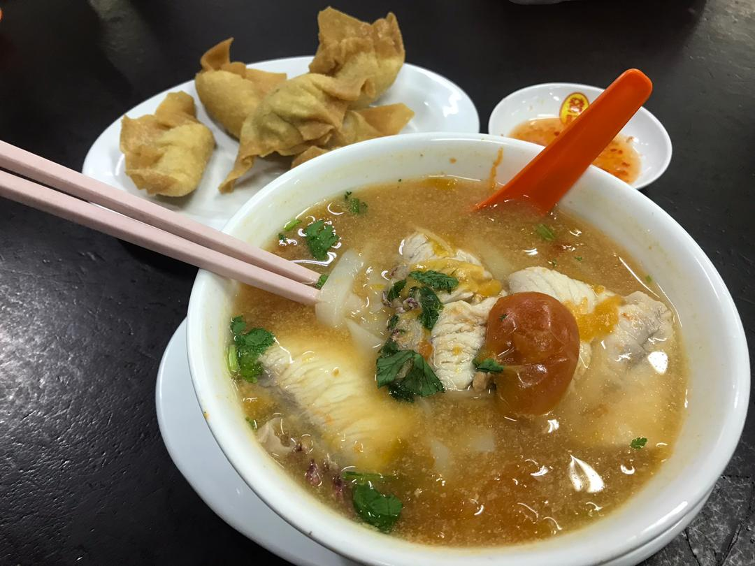 Must try food in Sabah