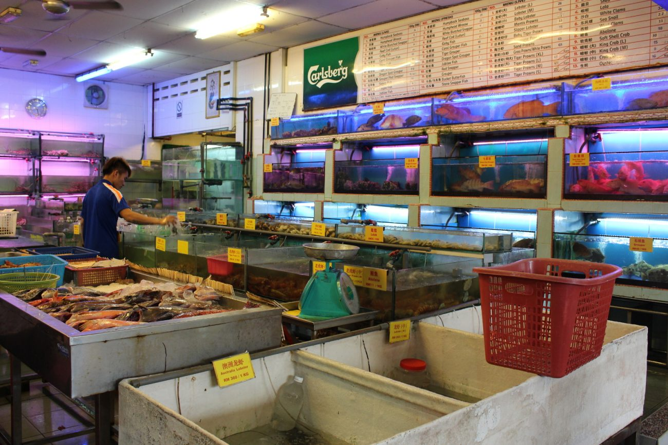 Must try food in Sabah